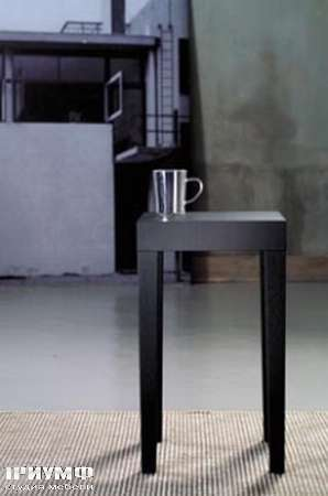 Итальянская мебель Orizzonti - столик высокий Moheli
