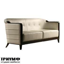 Итальянская мебель Morelato - Диван с простеганной спинкой