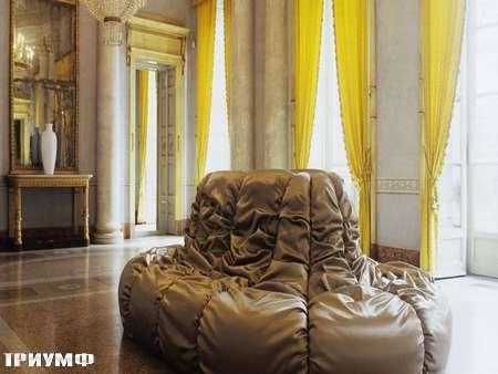 Итальянская мебель Edra - диван Chantilly