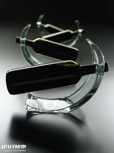 Итальянская мебель Reflex Angelo - Подставки для винных бутылок eclissi LR, композиция
