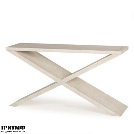 Американская мебель Andrew Martin - Vita console table