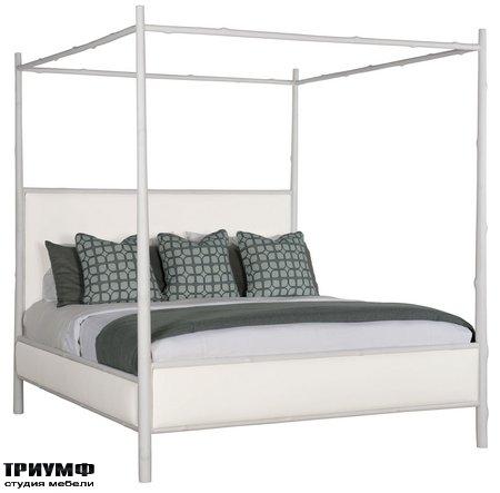 Американская мебель Bernhardt - Arbor Canopy Bed