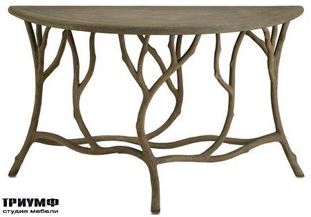 Американская мебель Currey and Company - Hidcote Console Table