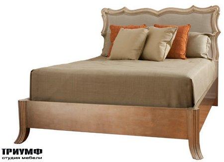 Американская мебель Kindel - Mayflower Twin Bed