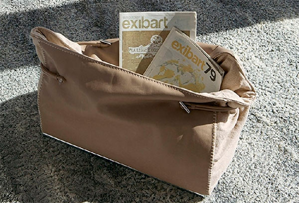 Газетница в виде сумки Dandy Bag