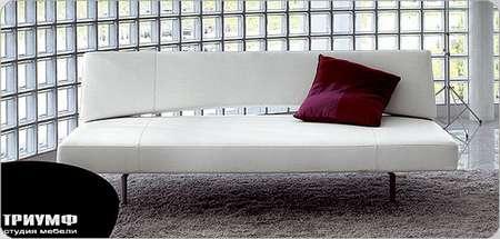 Итальянская мебель Bonaldo - диван-трансформер Pierrot