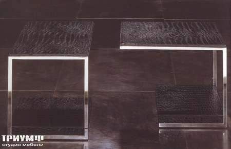 Итальянская мебель Rugiano - Стол журнальный Titti