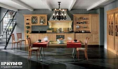 Итальянская мебель Bamax - Кухня Somelier