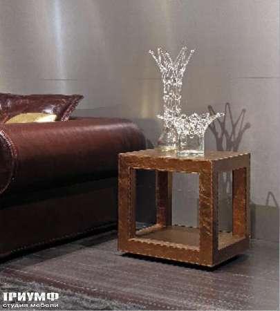 Итальянская мебель Longhi - Cтолик Hamilton