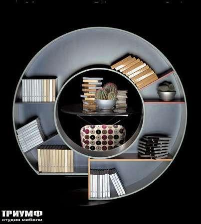 Итальянская мебель Il Loft - полка для книг o