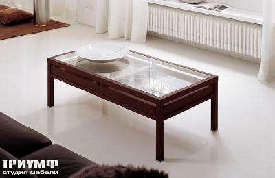 Итальянская мебель Longhi - стол журнальный 208