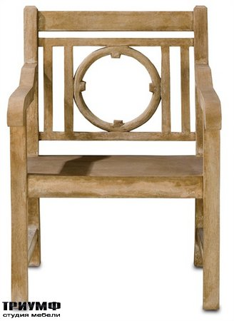 Американская мебель Currey and Company - Leagrave Chair