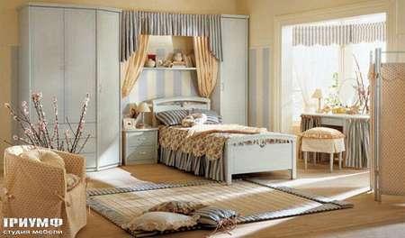 Итальянская мебель Julia - Кровать, модель florence