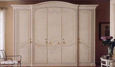 Итальянская мебель Ferretti e Ferretti - Шкаф с узором, коллекция Rebecca