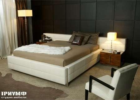 Итальянская мебель Mobilidea - Кровать milano арт.5255