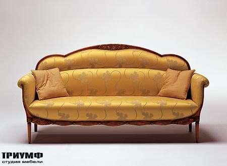 Итальянская мебель Medea - Диван ар деко, арт. 583