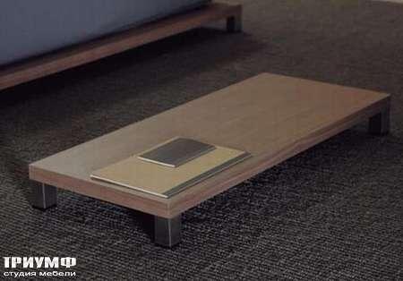 Итальянская мебель Orizzonti - столик низкий Cicladi