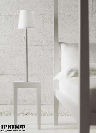 Итальянская мебель Orizzonti - ночной стлик Moheli_tavolino высокий