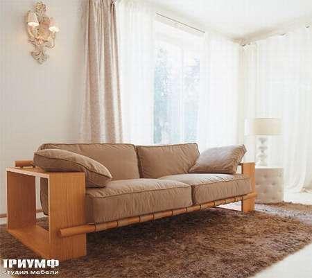 Итальянская мебель Porada - Диван Panama