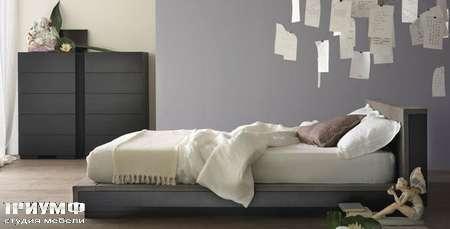 Итальянская мебель Olivieri - Кровать Febo