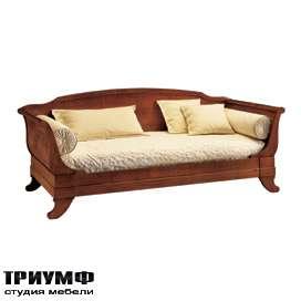 Итальянская мебель Morelato - Диван-кровать с подушками