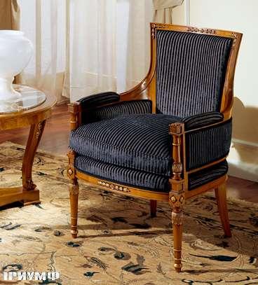 Итальянская мебель Colombo Mobili - Кресло арт.267.3 кол. Mascagni