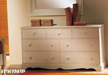 Итальянская мебель De Baggis - Комод С0515