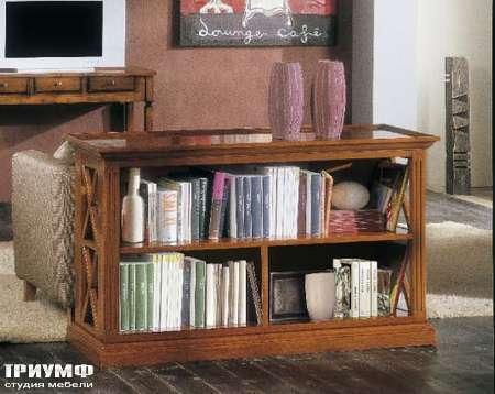 Итальянская мебель Interstyle - Moisson книжный шкаф