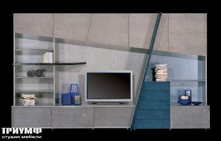 Итальянская мебель Il Loft - стенка dhea