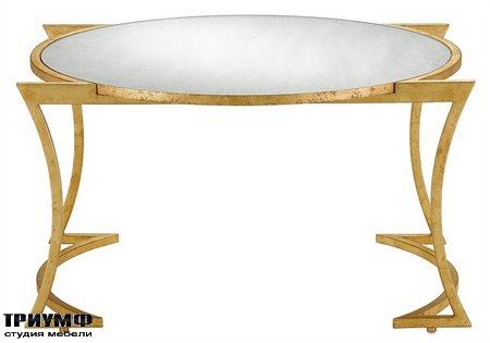 Американская мебель Currey and Company - Lenox Cocktail Table