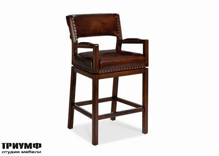 Американская мебель Hancock & Moore - Steele Farm Swivel Bar Stool