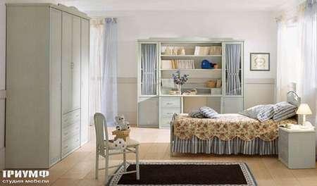 Итальянская мебель Julia - Спальня классическая, модель florence