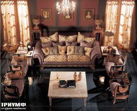Итальянская мебель Jumbo Collection - Столик журнальный коллекция Four Seasons