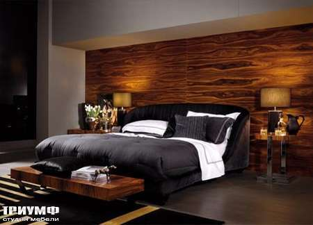 Итальянская мебель Mobilidea - Кровать shell арт.5200