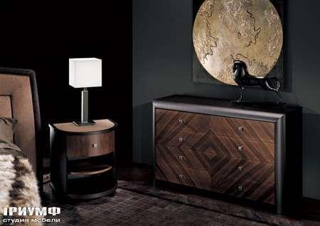 Итальянская мебель Smania - Комод Orazio-DeLuxe