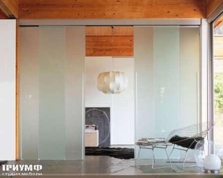 Итальянская мебель Albed - Дверь Dot перегородки стеклянные