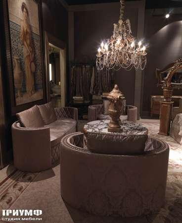 Итальянская мебель Jumbo Collection - Группа мягкой мебели
