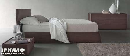 Итальянская мебель Olivieri - Кровать Ginevra