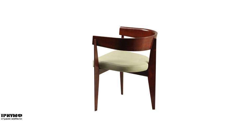 Итальянская мебель Morelato - Кресло Ronson на трех ножках