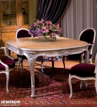 Итальянская мебель Provasi - dining table