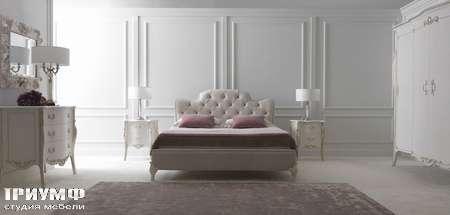 Итальянская мебель Tosconova - letto firenze vaniglia
