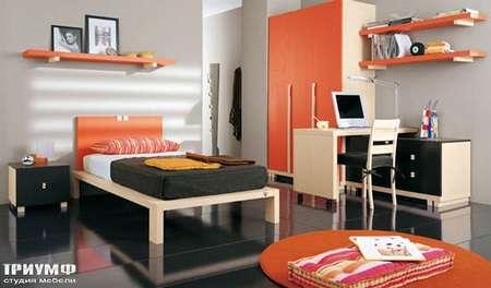 Итальянская мебель Julia - Детская комната, коллекция oasis color