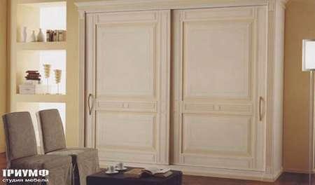 Итальянская мебель Ferretti e Ferretti - Шкаф с распашными дверьми Siparius