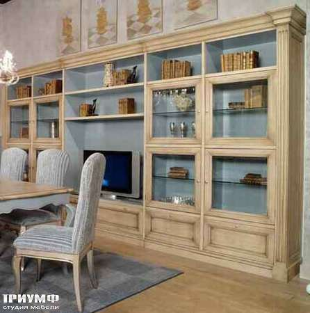 Итальянская мебель Grande Arredo - Стенка Odisseo