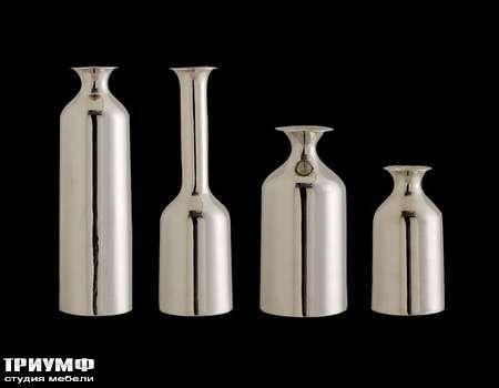 Итальянская мебель Cantori - декоротивные бутыли Cielo
