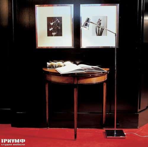 Итальянская мебель Salda - Консоль раскладная COD: 8419 bis