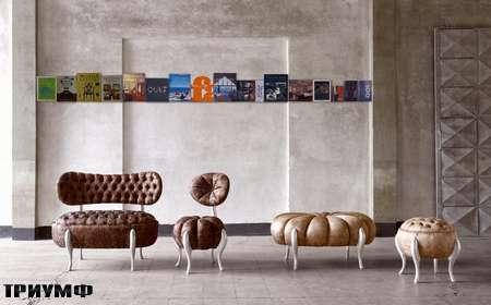 Итальянская мебель Volpi - pouf Matilde