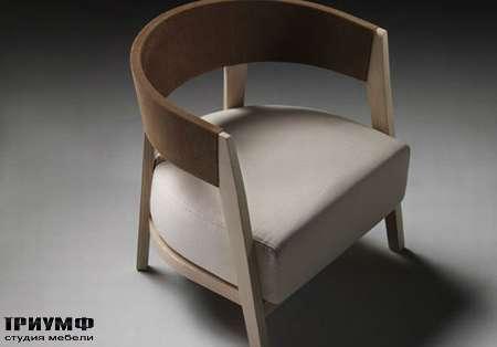 Итальянская мебель Flexform - small armchair santony