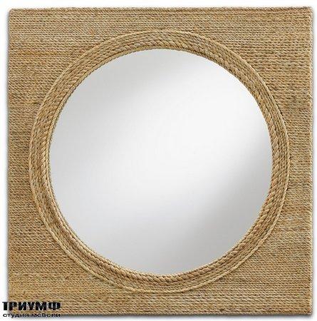 Американская мебель Currey and Company - Tisbury Mirror