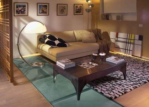 Итальянская мебель Arca - Журнальный стол Bacheca